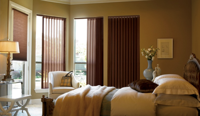 Vertical Blinds In San Jose, CA