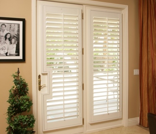 French Door Shutters In San Jose, CA