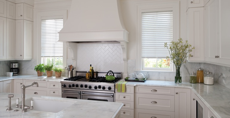 San Jose kitchen blinds