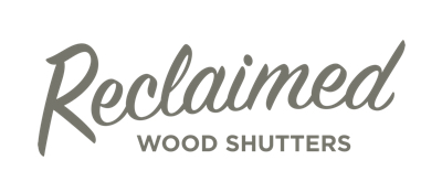 San Jose reclaimed wood shutters