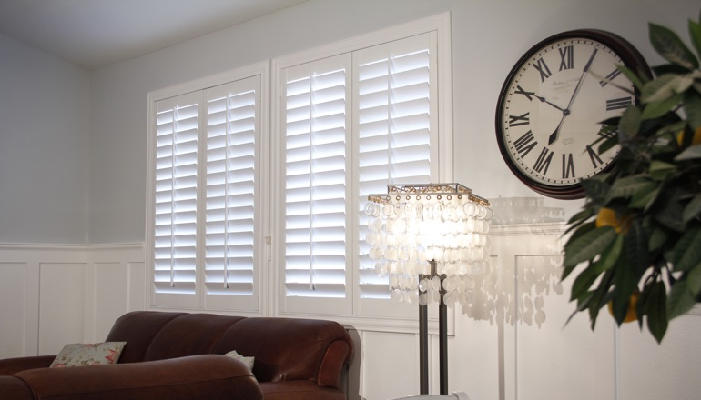 San Jose privacy shutters