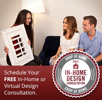 Schedule a shutter consultation in San Jose